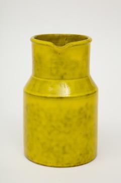 Vintage Italian Ceramic Pitcher Large - 1864859