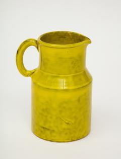 Vintage Italian Ceramic Pitcher Large - 1864860