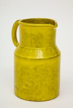 Vintage Italian Ceramic Pitcher Large - 1864861