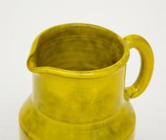 Vintage Italian Ceramic Pitcher Large - 1864865