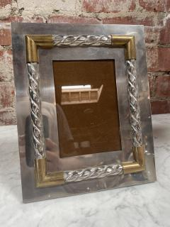 Vintage Italian Picture Frame Italy 1970s - 2112041