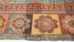 Vintage Khotan Style Tribal Wool Rug - 1558416