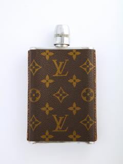 Vintage Louis Vitton Hip Flask - 2141272