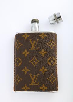 Vintage Louis Vitton Hip Flask - 2141273