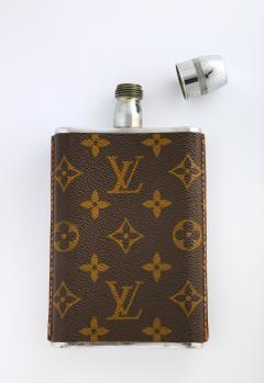Vintage Louis Vitton Hip Flask - 2141275