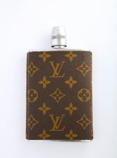 Vintage Louis Vitton Hip Flask - 2141276