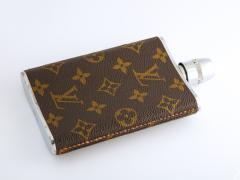 Vintage Louis Vitton Hip Flask - 2141283