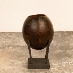 Vintage Matte Cup South America Circa 1920 - 1715236