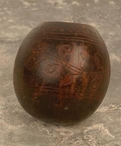 Vintage Matte Cup South America Circa 1920 - 1715242