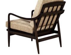 Vintage Mid Century Modern Lounge Chair - 1835778