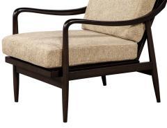 Vintage Mid Century Modern Lounge Chair - 1835780