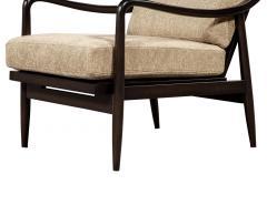 Vintage Mid Century Modern Lounge Chair - 1835784