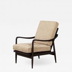 Vintage Mid Century Modern Lounge Chair - 1839412