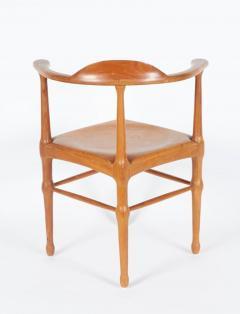 Vintage Model of Danish Mid Century Corner Chair - 657918