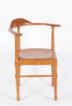 Vintage Model of Danish Mid Century Corner Chair - 657922