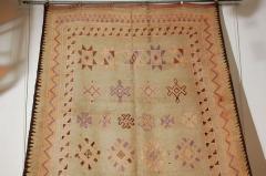 Vintage Moroccan Berber Tribal Rug circa 1960 - 338571