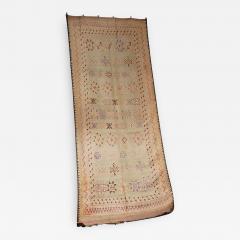 Vintage Moroccan Berber Tribal Rug circa 1960 - 339190