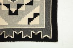 Vintage Navajo Woven Carpet Saddle Blanket - 937160