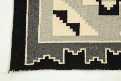 Vintage Navajo Woven Carpet Saddle Blanket - 937161
