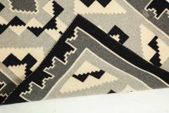 Vintage Navajo Woven Carpet Saddle Blanket - 937162
