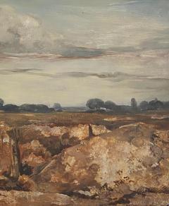 Vintage Painting WIllem Van Den Berg Landscape - 1637268