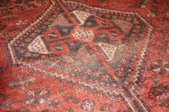 Vintage Persian Qashqai Carpet - 1180189