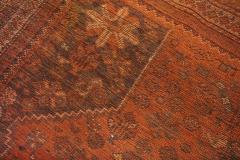 Vintage Persian Qashqai Carpet - 1180193
