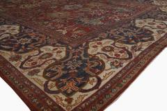Vintage Persian Sultanabad Carpet - 1124395