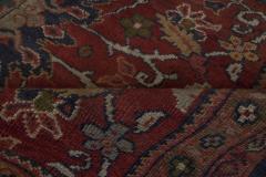 Vintage Persian Sultanabad Carpet - 1124397