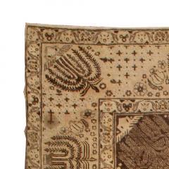 Vintage Persian Tabriz Rug - 485362