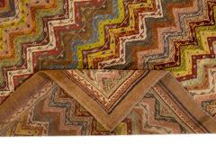 Vintage Persian Tribal Wool Rug - 1557354