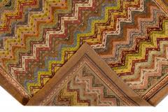 Vintage Persian Tribal Wool Rug - 1557355