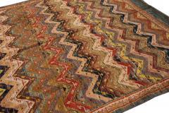 Vintage Persian Tribal Wool Rug - 1559134
