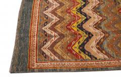 Vintage Persian Tribal Wool Rug - 1559136