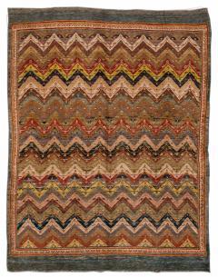 Vintage Persian Tribal Wool Rug - 1559138