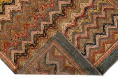Vintage Persian Tribal Wool Rug - 1559139
