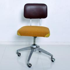 Vintage Rolling Industrial COSCO Tanker Office Desk Chair - 1235001