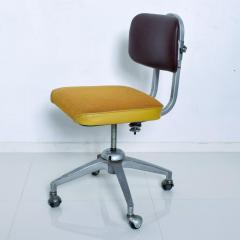 Vintage Rolling Industrial COSCO Tanker Office Desk Chair - 1235002