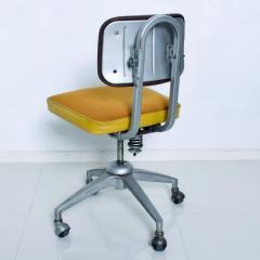 Vintage Rolling Industrial COSCO Tanker Office Desk Chair - 1235003