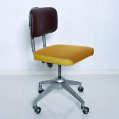 Vintage Rolling Industrial COSCO Tanker Office Desk Chair - 1235004