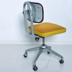 Vintage Rolling Industrial COSCO Tanker Office Desk Chair - 1235005