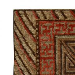 Vintage Samarkand Rug - 485714