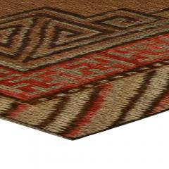 Vintage Samarkand Rug - 485715