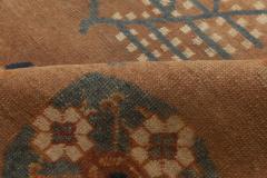 Vintage Samarkand Rug - 1117596
