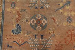 Vintage Samarkand Rug - 1117600
