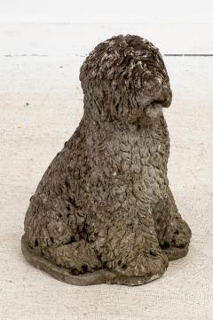 Vintage Stone Sheep Dog - 1953850
