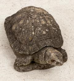 Vintage Stone Tortoise - 1953962