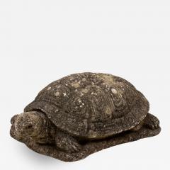 Vintage Stone Tortoise - 1955281