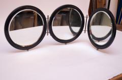 Vintage Triptych Vanity Wall Mirror - 1189116