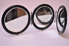 Vintage Triptych Vanity Wall Mirror - 1189118